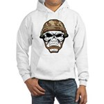 Army Skeleton Hoodie