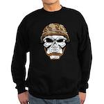Army Skeleton Sweatshirt