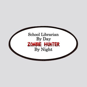 School Librarian/Zombie Hunter Patches