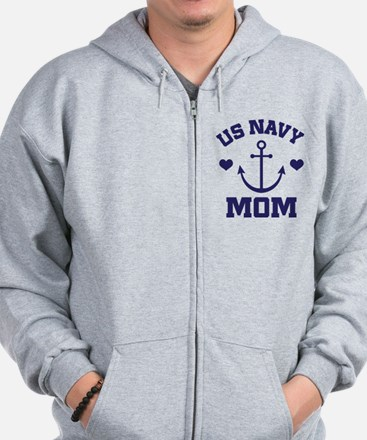 US Navy Mom gift Sweatshirt