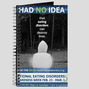 NEDAwareness Week 2014 Theme - I Had No Id Journal