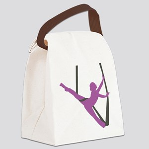MRC logo 2 Canvas Lunch Bag