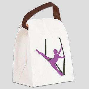 MRC logo 2 Canvas Lunch Bag