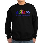 Autism - Its not for wimps! Jumper Sweater