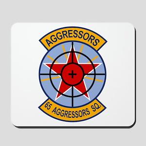 65th Aggressor Squadrons Mousepad