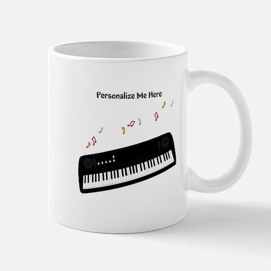 Personalized Keyboard Mug