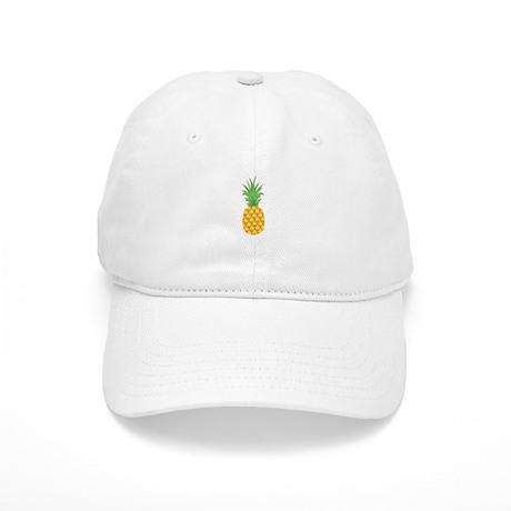 2f97d713456 Pineapple Fruit Baseball Baseball Cap by Hopscotch6