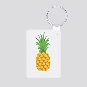 Pineapple Fruit Keychains
