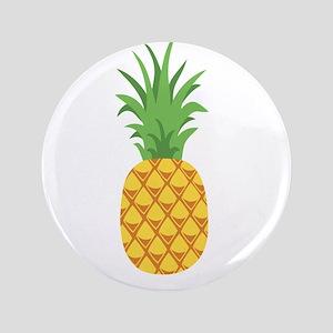 "Pineapple Fruit 3.5"" Button"