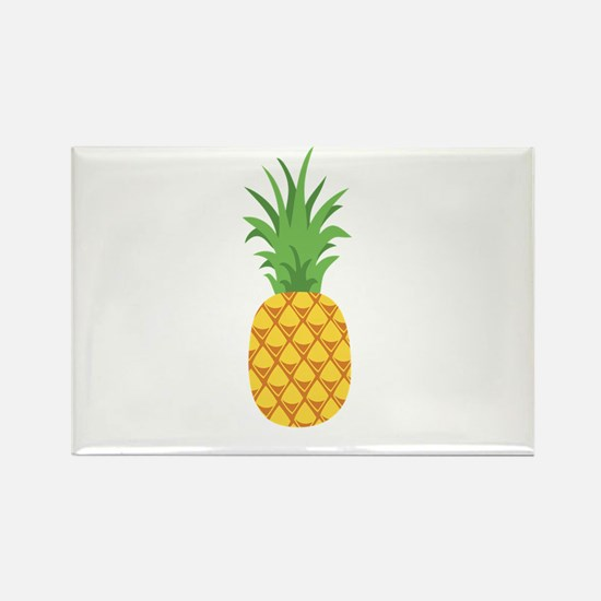 Pineapple Fruit Magnets