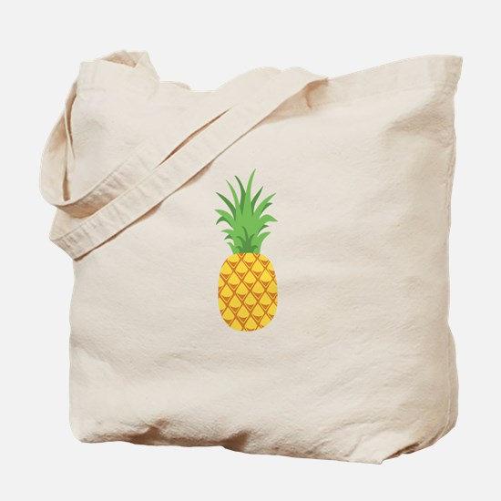 Pineapple Fruit Tote Bag
