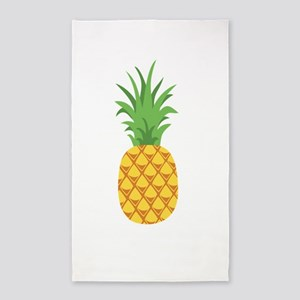 Pineapple Fruit 3'x5' Area Rug