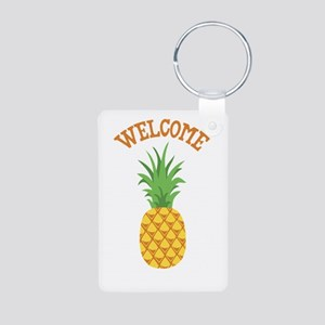 Welcome Keychains