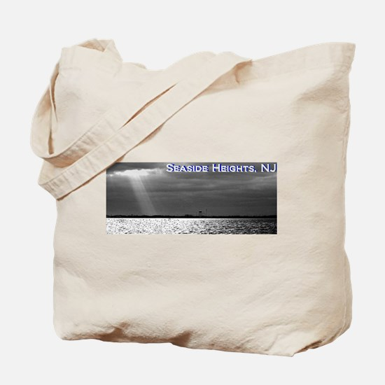 seaside sun Tote Bag