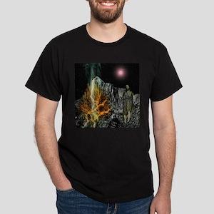 Moses And The Burning Bush T-Shirt
