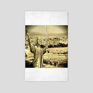Jesus Phrophecy 3'x5' Area Rug