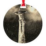 Jesus Crucifixion Scene Ornament