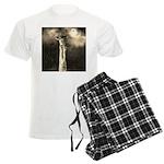 Jesus Crucifixion Scene Pajamas