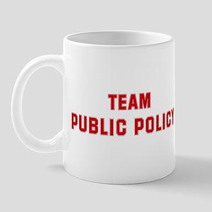 Team PUBLIC POLICY Mug
