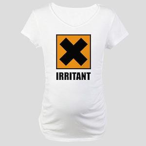 IRRITANT Maternity T-Shirt