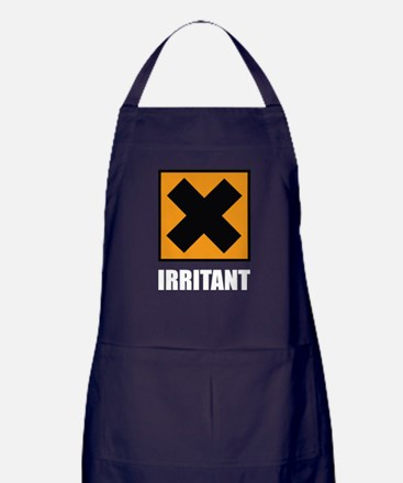 IRRITANT Apron (dark)