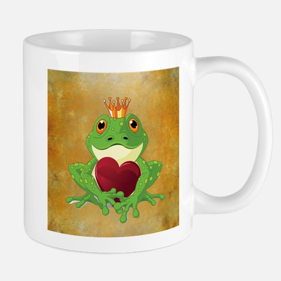 FROG PRINCE Mug