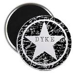 Dyke Star Magnet