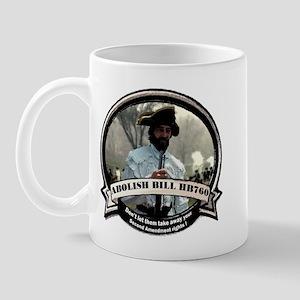Abolish Pennsylvania anti gun Mug