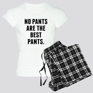 No Pants Are The Best Pants Women's Light Pajamas