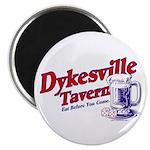 Dykesville Tavern Magnet