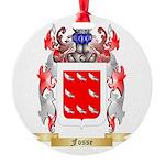 Fosse Round Ornament