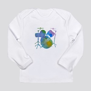 Drums Long Sleeve T-Shirt