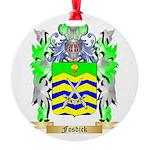 Fosdick Round Ornament
