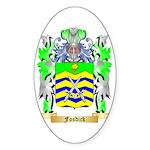 Fosdick Sticker (Oval)