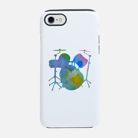 Drums iPhone 7 Tough Case