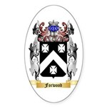 Forwood Sticker (Oval 10 pk)