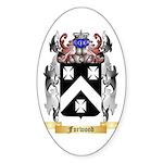 Forwood Sticker (Oval 50 pk)