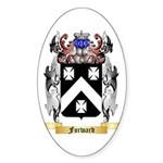 Forward Sticker (Oval 10 pk)