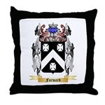 Forward Throw Pillow