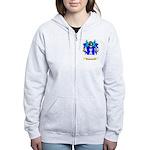 Fortuzzi Women's Zip Hoodie