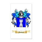 Fortuzzi 20x12 Wall Decal