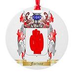 Fortune Round Ornament