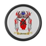 Fortune Large Wall Clock