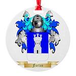 Forton Round Ornament