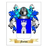 Forton Small Poster