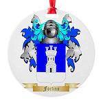 Fortino Round Ornament