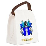 Fortino Canvas Lunch Bag