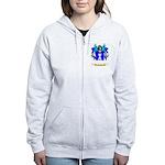 Fortini Women's Zip Hoodie
