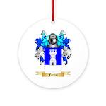 Fortini Ornament (Round)