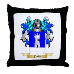 Fortin Throw Pillow